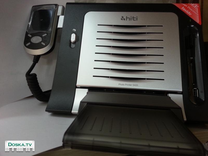 Оборудование для печати на продажу HITI420 HITI420 в ...: http://sputnik.co.il/ad/70136415